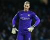Hart stretchered off in Manchester derby