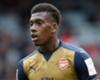 Arsenal attacker Alex Iwobi