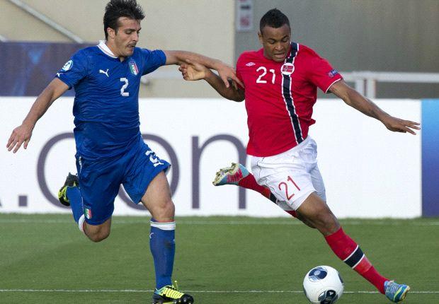 Donati war auch bei der U21-EM dabei