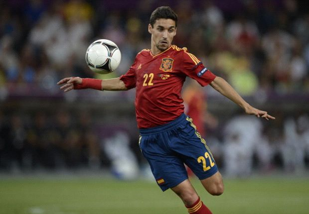 Jesus Navas wants to win the Champions League win Manchester City