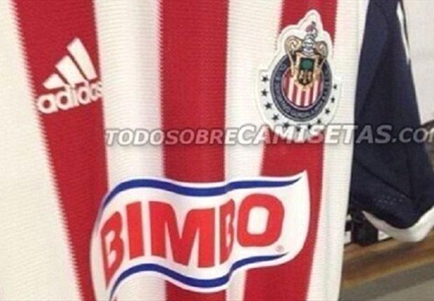 Se filtra el que sería nuevo jersey de Chivas