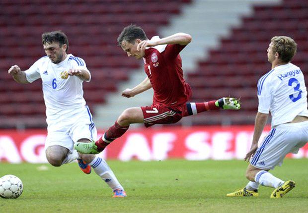 Denmark takluk 4-0 di tangan Armenia