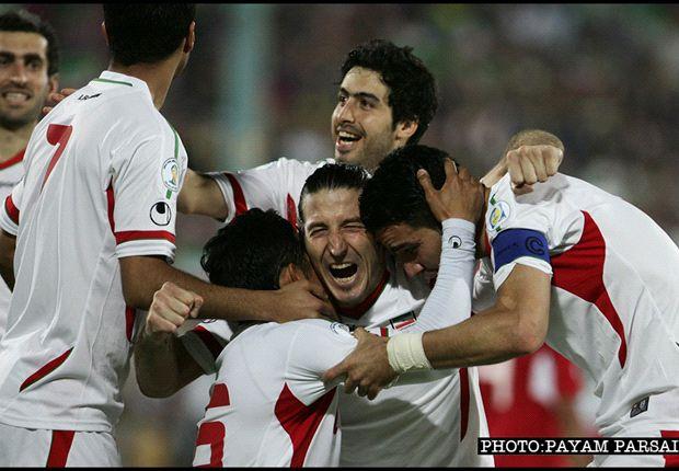 Irán y Corea del Sur clasifican de manera directa al Mundial de Brasil 2014