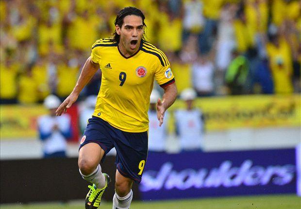 Will mit Kolumbien zur WM in Brasilien: Radamel Falcao