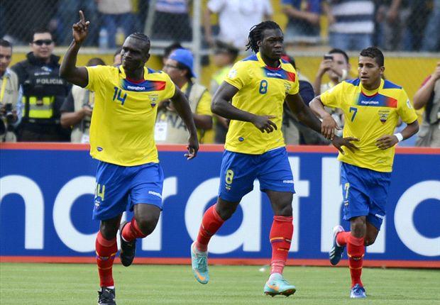 Ecuador y Colombia jugarán el encuentro más atractivo de la jornada.
