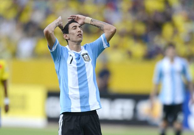 Ecuador 1-1 Argentina: Argentina survive Ecuador rally to earn point