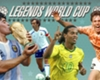 Legends World Cup: Semifinales
