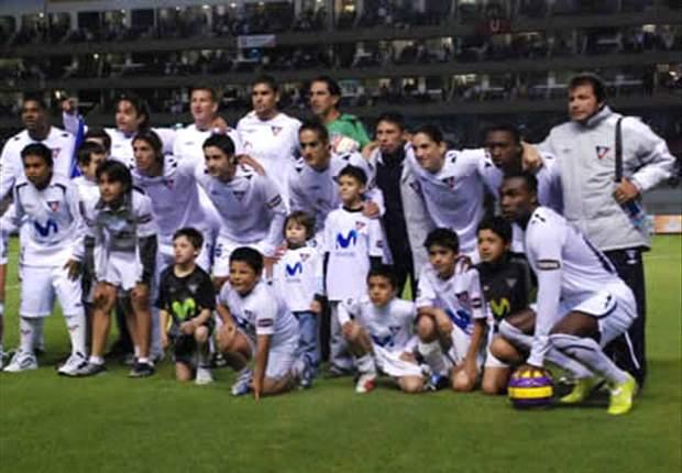 LDU Quito: Paz confirmó que irán por José Madrid y Juan Carlos Paredes