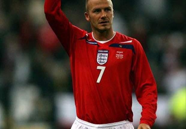 Taylor: Beckham Deserves To Equal Moore