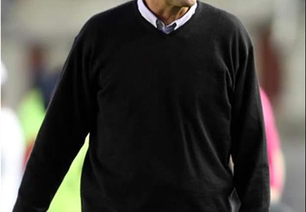 """Edgardo Bauza: """"Me preocupa el equipo"""""""