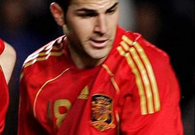 Cesc To Start Against Germany