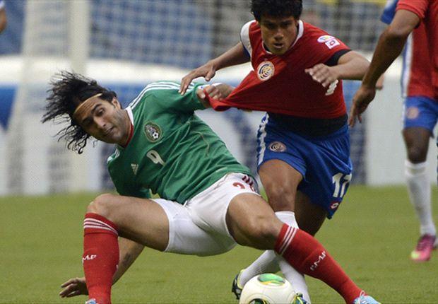 Ya hay fecha y hora para el Costa Rica-México del Hexagonal
