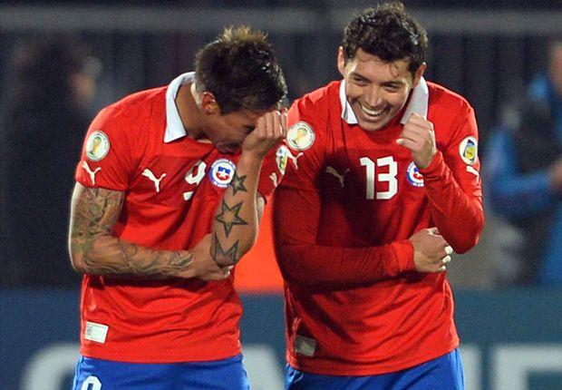 Chile tuvo que trabajar para vencer a Bolivia