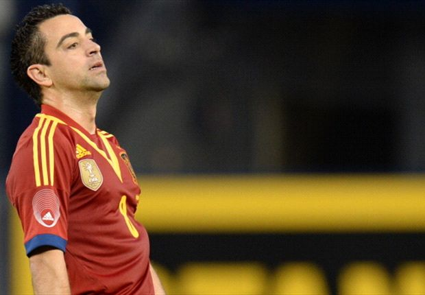 Del Bosque admits Xavi row