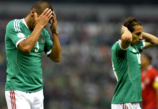 Mexico must turn to youth if they are to have any hope of impressing at the World Cup
