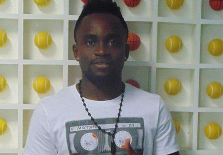 Crew sign Cedrick Mabwati
