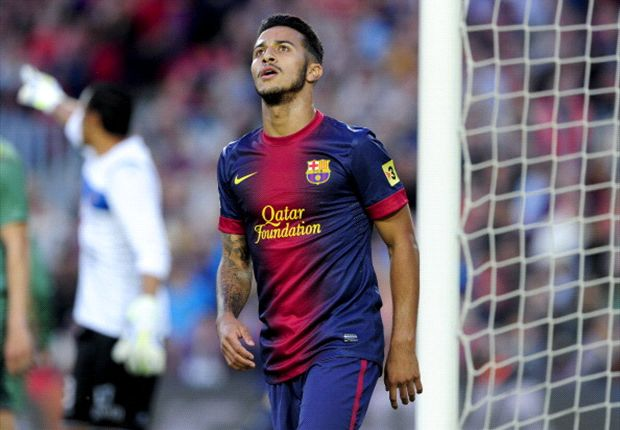 Cruyff: Barca must guarantee Thiago first-team football