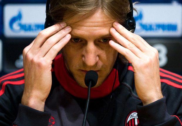 Ultima conferenza stampa da giocatore del Milan per Ambrosini