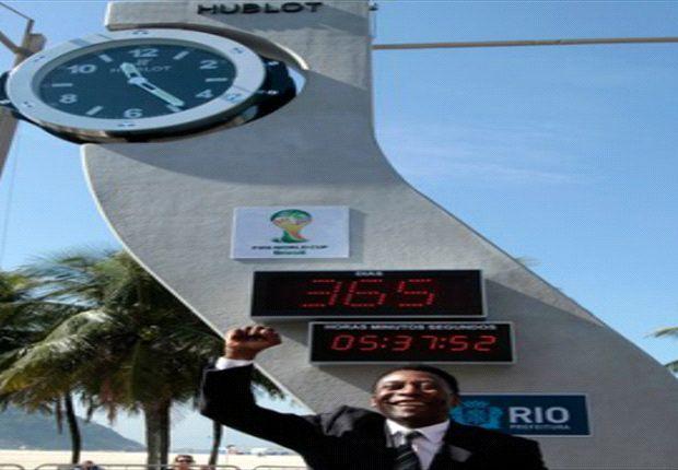 FIFA reveló sistema de venta de boletos para Brasil 2014