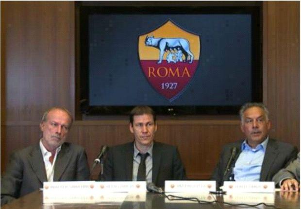 Rudi García, nuevo técnico de la Roma