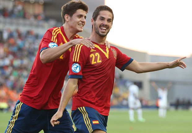 Isco to decide future after Euro Under-21 campaign
