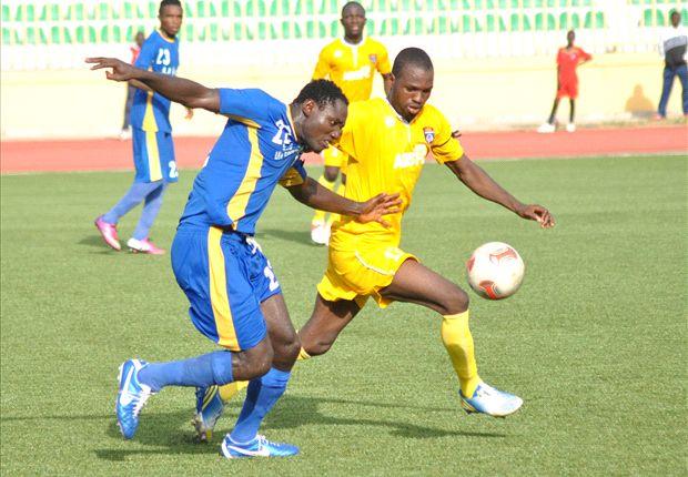 Warri Wolves had an impressive run of five straight wins