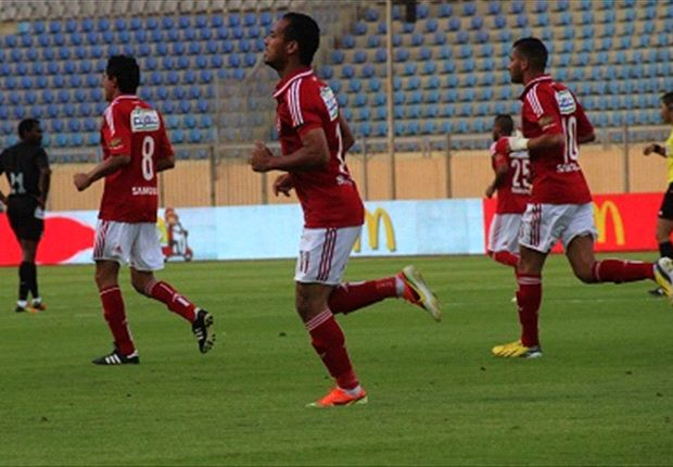 Al Ahly will play Orlando Pirates in the 2013 Caf Champions League final