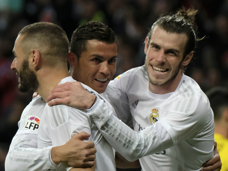 Real Madrid, la stat qui accable la BBC