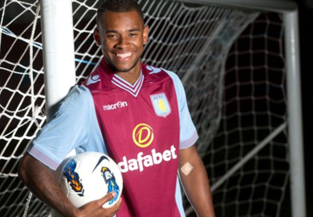 Aston Villa new-boy Bacuna relishing playing with 'hero' Vlaar