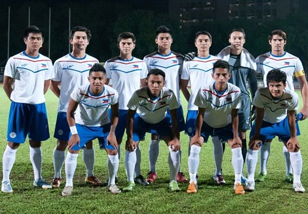 The Philippines U23 went down 1-0 to their Singapore counterparts