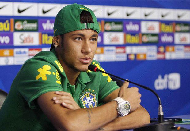 Neymar ignoring Confederations Cup pressure