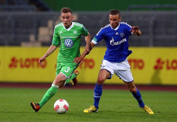 Die Wolfsburger U19 zog gegen Schalke ins Finale um die A-Junioren-Bundesliga ein