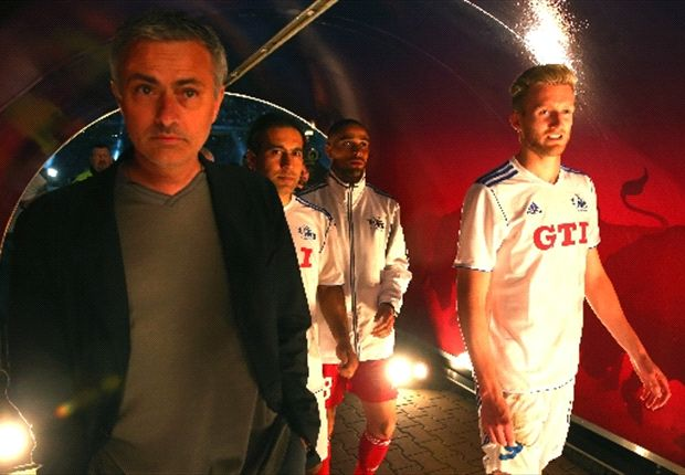 Schurrle & Van Ginkel ready for Chelsea first team, insists Mourinho