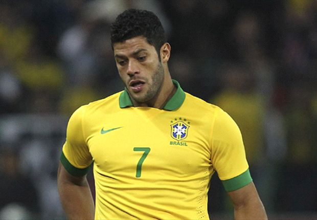 Hulk: Scolari gives Brazil attackers total freedom