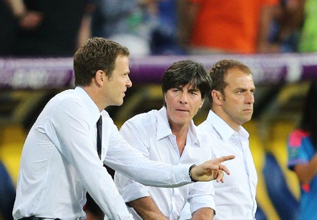 Bleibt das Dreamteam Löw, Bierhoff, Flick bis nach der WM 2014?
