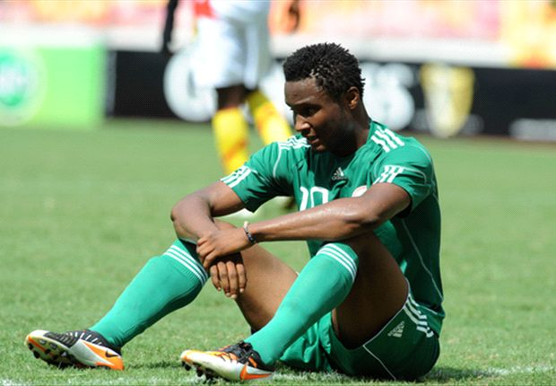 Nigeria drop to 36th position in Fifa ranking