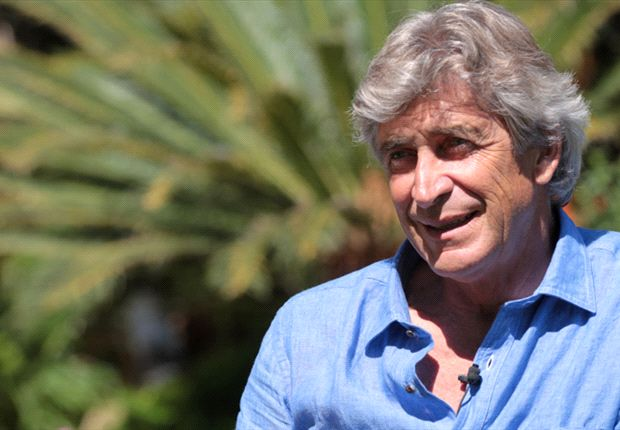 Pellegrini project underway at Manchester City
