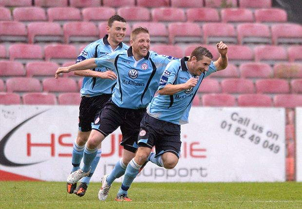 Shelbourne-Sligo Rovers: Expect few goals with the home side to fight for a result