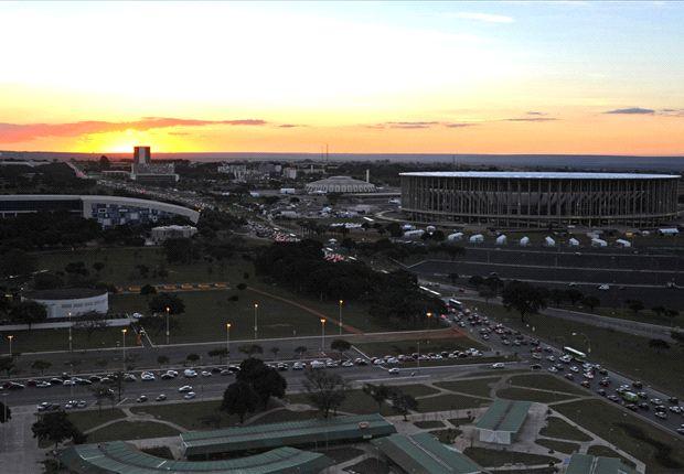 In Brasilia soll sich das nationale Sicherheitszentrum befinden