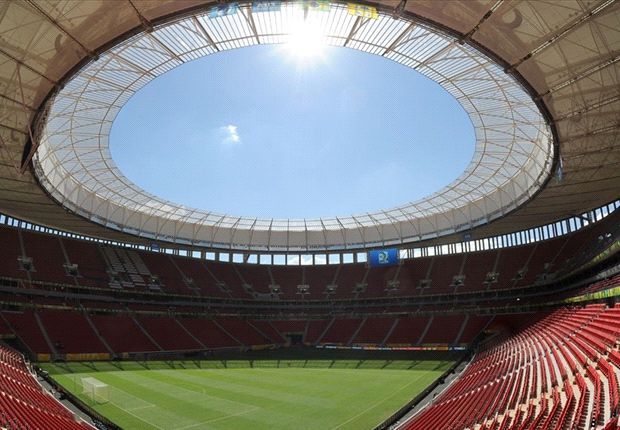 El estadio fue utilizado en la Copa FIFA Confederaciones 2013.