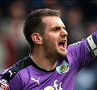 ENGLAND: Heaton replaces injured Hart