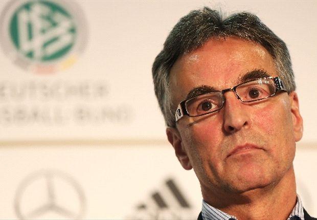 DFB-Generalsekretär Helmut Sandrock wird mit über die Bewerberstadt für EURO 2020 entscheiden