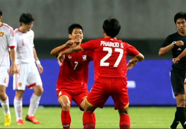 ทีมชาติจีน 1-5 ทีมชาติไทย : ชัยชนะประวัติศาสตร์เหนือมังกร
