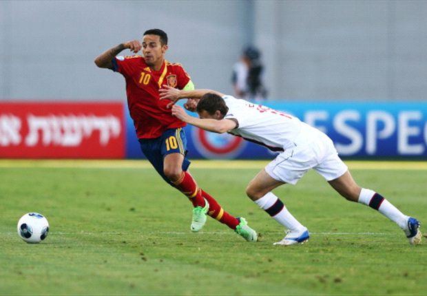 Thiago Alcantara: La Rojita Pantas Ke Final