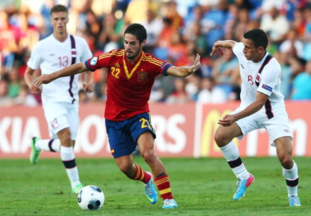 Spain trio insist I join Real Madrid, says Isco