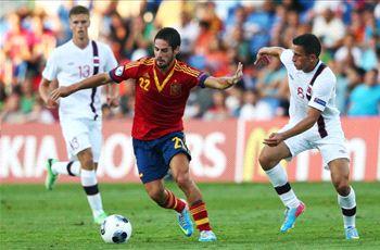 Isco Alarcón - Spain U-21 vs Norway U-21