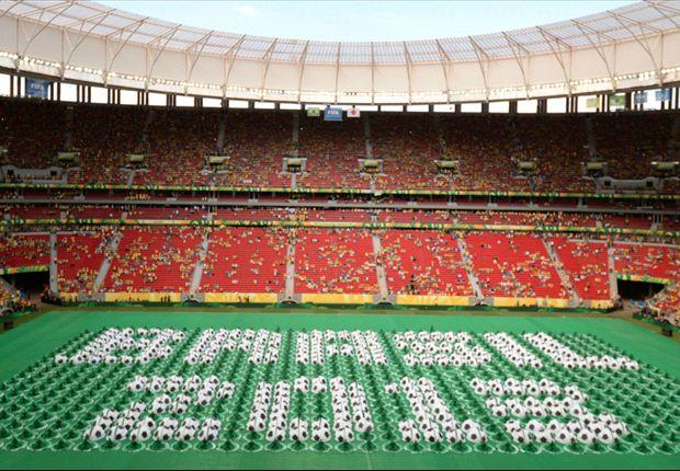 KARTUN: Brasil Sambut Kedatangan Peserta Piala Konfederasi