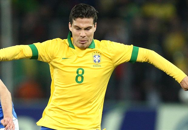 Hernanes: I would rather face Spain than Italy