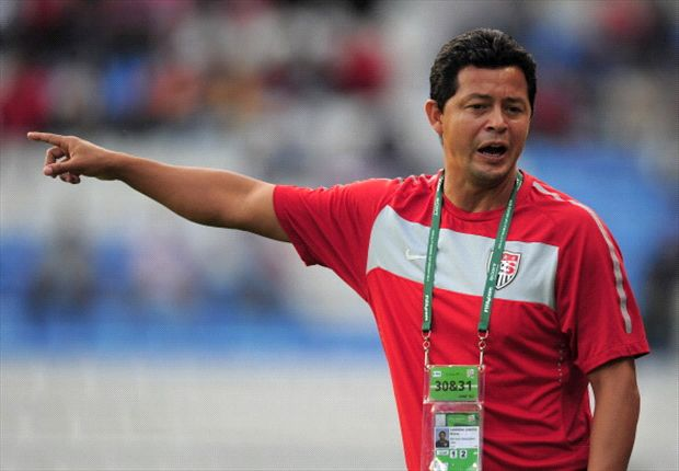 Chivas USA names Wilmer Cabrera head coach