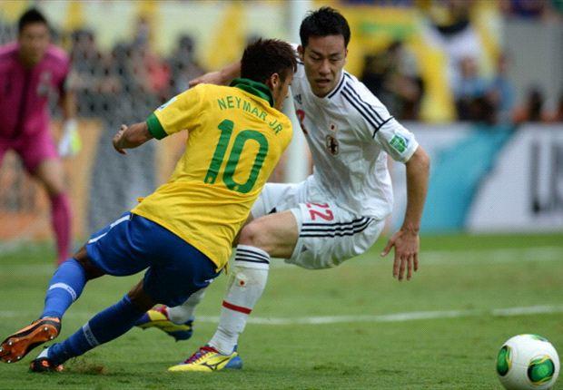 Neymar: Estoy 100% para enfrentar a México